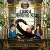 A Series of Unfortunate Events #2: The Reptile Room - undefined