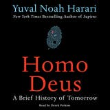 Homo Deus: A Brief History of Tomorrow - undefined