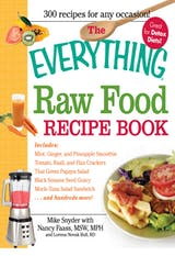 The Everything Raw Food Recipe Book - undefined