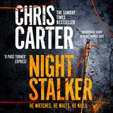 The Night Stalker: A brilliant serial killer thriller, featuring the unstoppable Robert Hunter - undefined