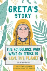 Greta's Story: The Schoolgirl Who Went On Strike To Save The Planet - undefined