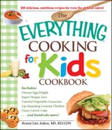 The Everything Cooking for Kids Cookbook - undefined