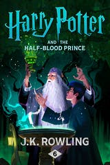 Harry Potter and the Half-Blood Prince - undefined