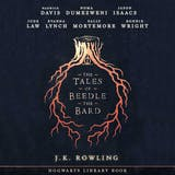 The Tales of Beedle the Bard: A Harry Potter Hogwarts Library Book - undefined