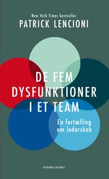De fem dysfunktioner i et team - undefined