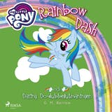 Rainbow Dash och Daring Do-dubbelutmaningen - undefined