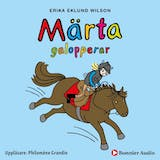 Märta galopperar - undefined